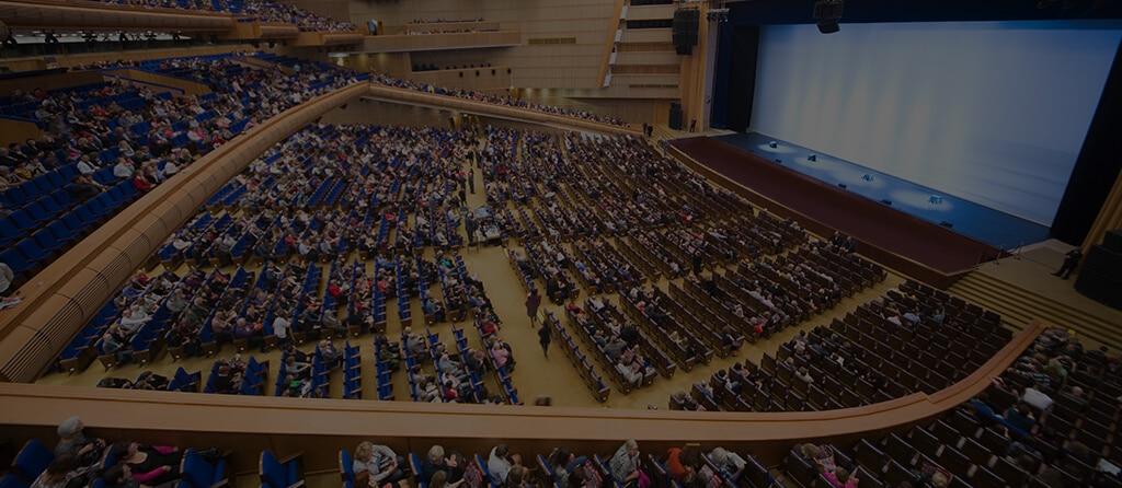 Organisez votre congrès avec Tiveria