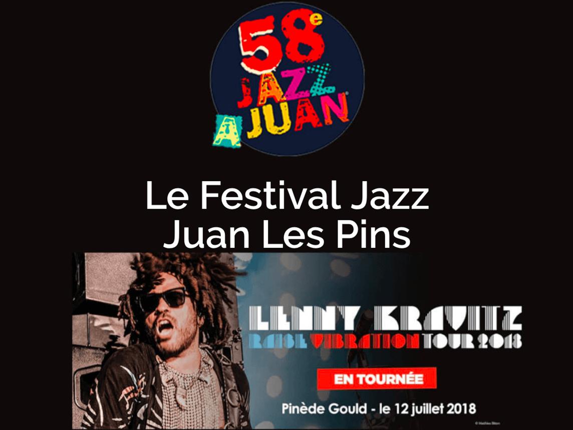Le Festival Jazz à Juan Les Pins - Tiveria