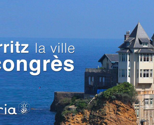 Organisation de congrès à Biarritz par Tiveria