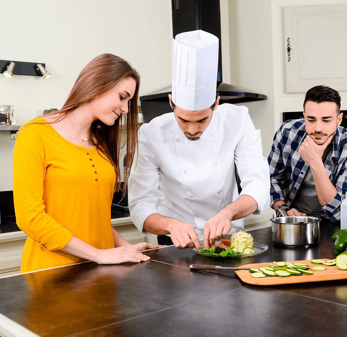 Incentive Culinaire pour votre équipe - Tiveria