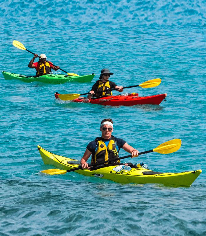 Incentive Sportif Kayak - Tiveria