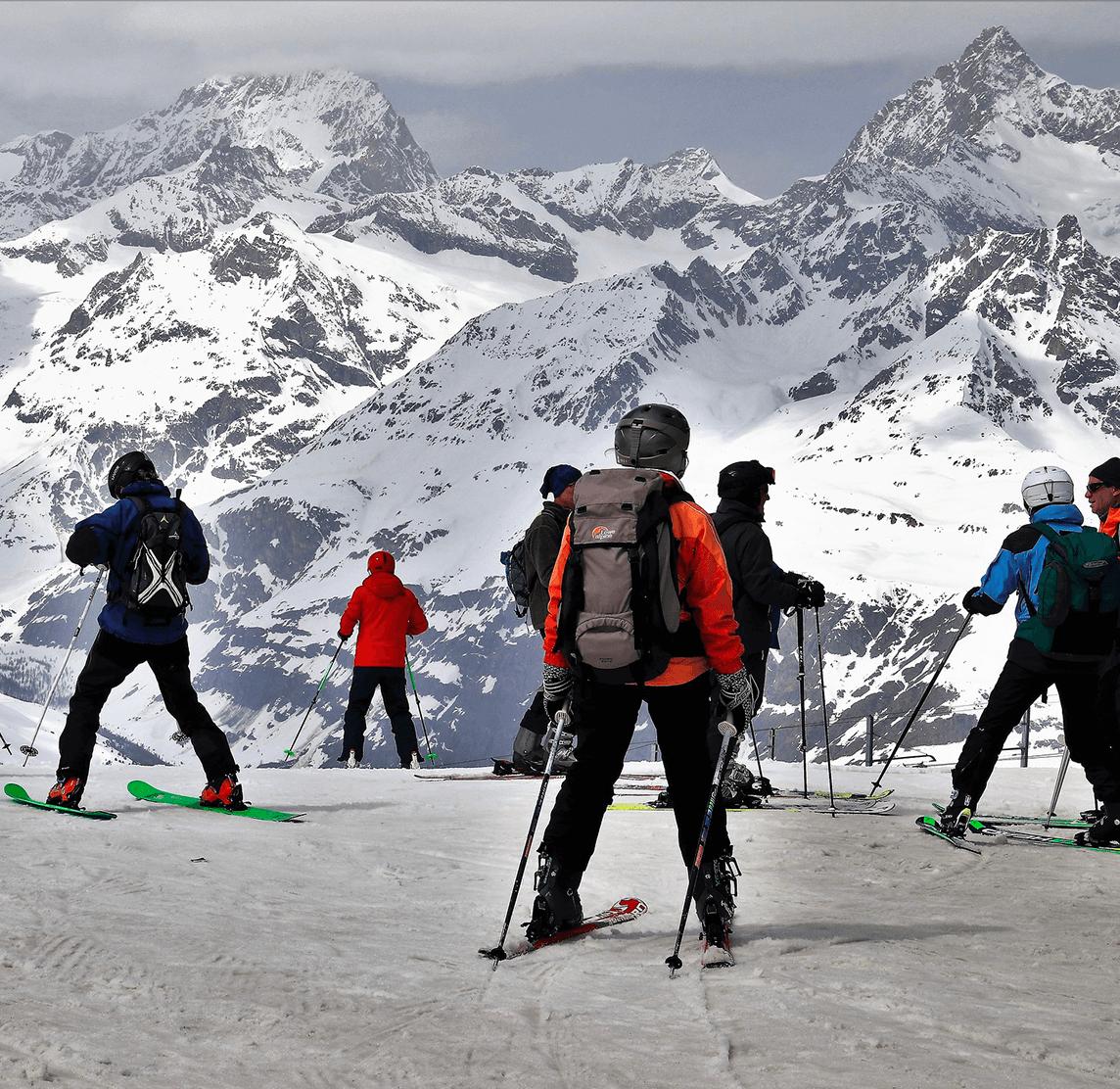 Incentive Sportif Ski - Tiveria