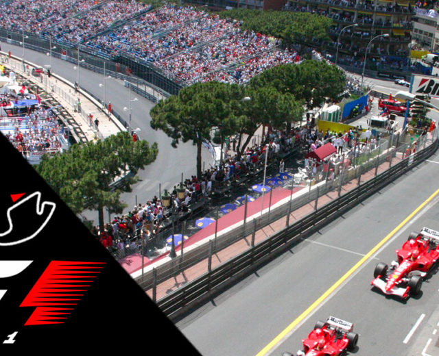 Grand Prix Monaco F1 - Tiveria