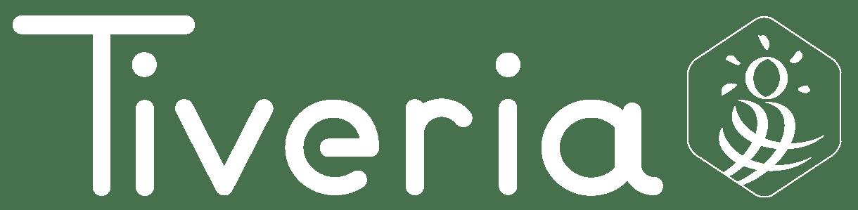 Logo Tiveria Organisations White