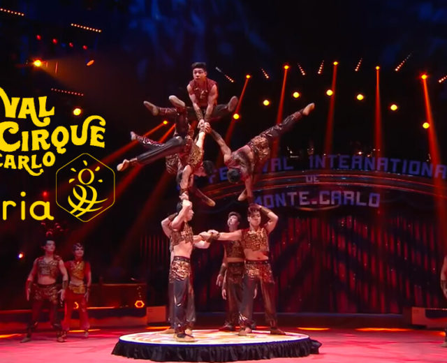 Cirque de Monte-Carlo avec Tiveria Organisations