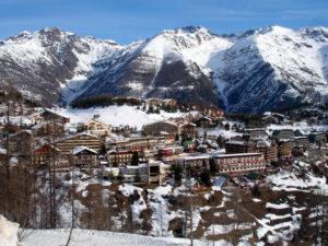 Station Ski Auron avec Tiveria Organisations