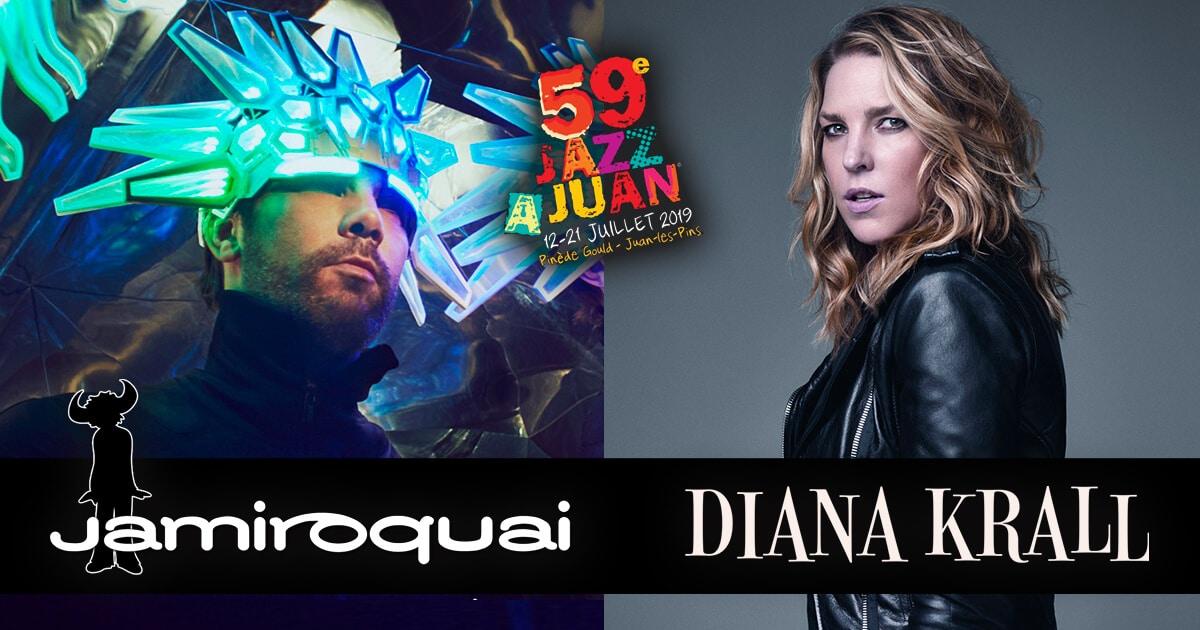 Festival de Jazz à Juan 2019 avec Tiveria
