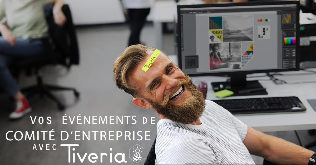 Evenements de comité d'entreprise avec Tiveria