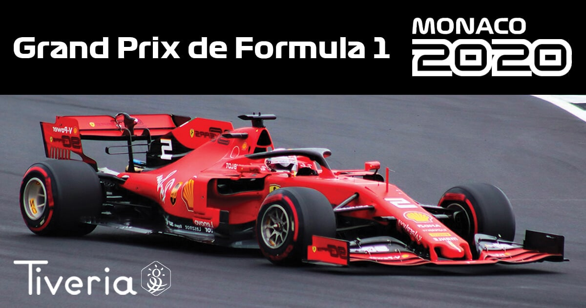 Grand Prix de Monaco 2020 - Tiveria Organisations