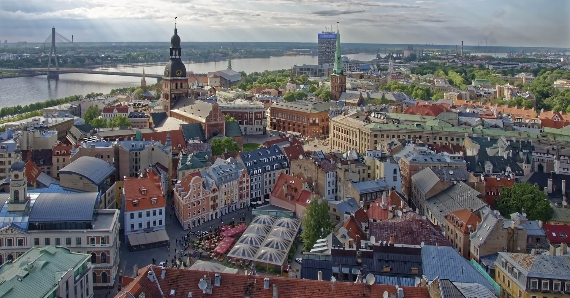 Riga - Tiveria