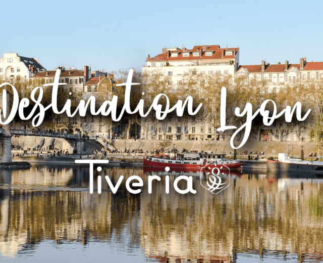 Destination Lyon - Tivera