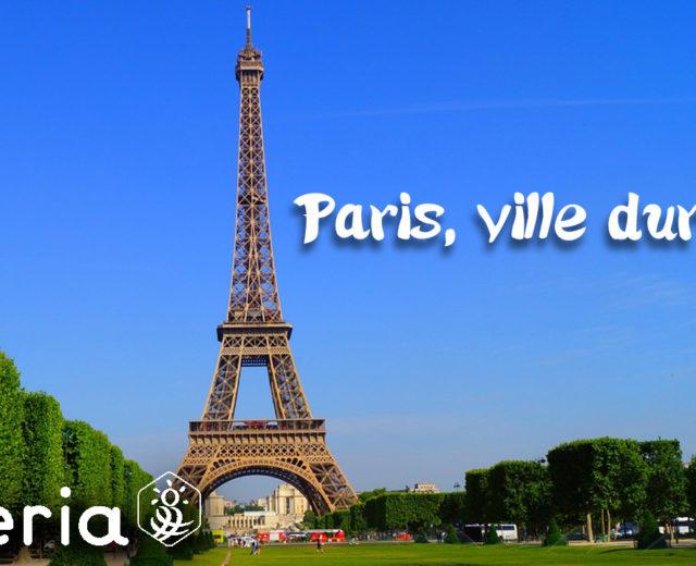 Paris ville durable